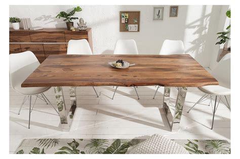 salle a manger bois massif table de salle 224 manger design bois massif pour salle 224