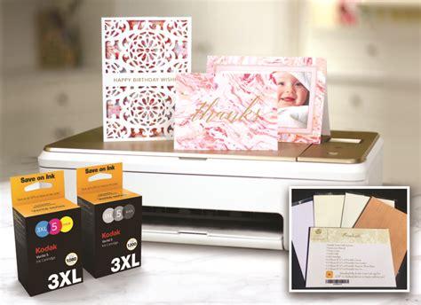 kodak greeting card templates kodak verit 201 craft 6 griffin edition kodak verit 233