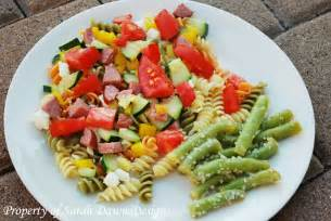 sarah dawn designs 20 minute meals light and healthy pasta