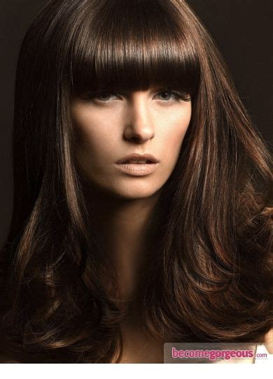valerie burnett hair style solid brunette rich color around a level 5 i want to say
