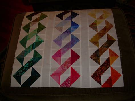 Half Square Triangle Quilt Layouts by Great Layout For Half Square Triangles Quilting