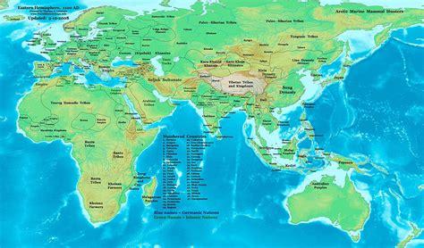 map world powers in 12 century 12th century