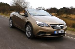 Vauxhall Eos Convertible Vauxhall Cascada Review 2017 Autocar