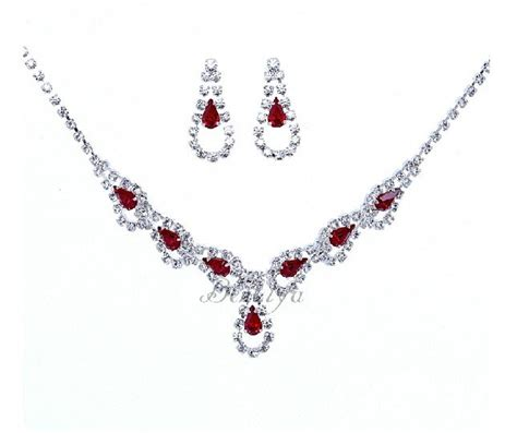 Costume Jewelry Accessories On A Budget by Free Shipping 3pcs Lot Fashion Bridal Necklace Set Cheap