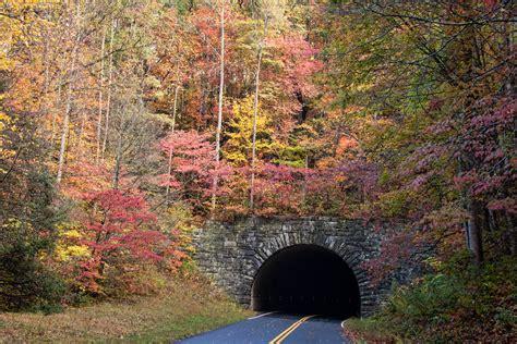 blue ridge parkway blue ridge parkway tunnels