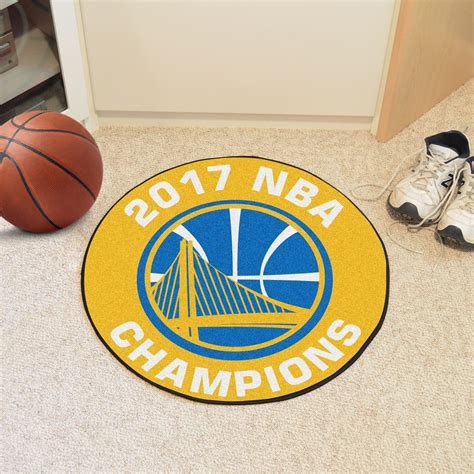 nba rugs golden state warriros 2017 nba chions area rug