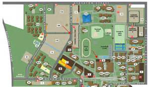 Cal State Long Beach Campus Map by Long Beach State University Masters Parking Info