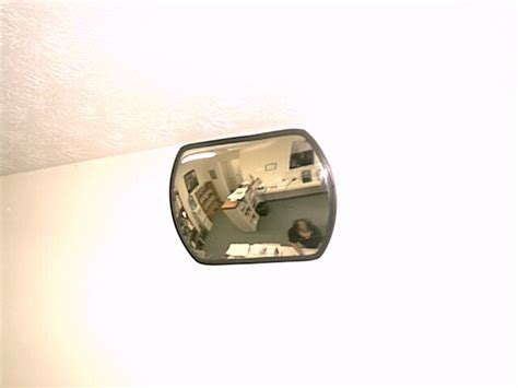 Parking Garage Mirrors by Rectangle Convex Safety And Security Mirrors For Office