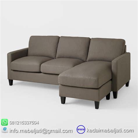 Info Sofa Minimalis sofa sectional minimalis toba kedai mebel jati