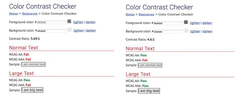 color contrast checker color contrast and why you should rethink it smashing