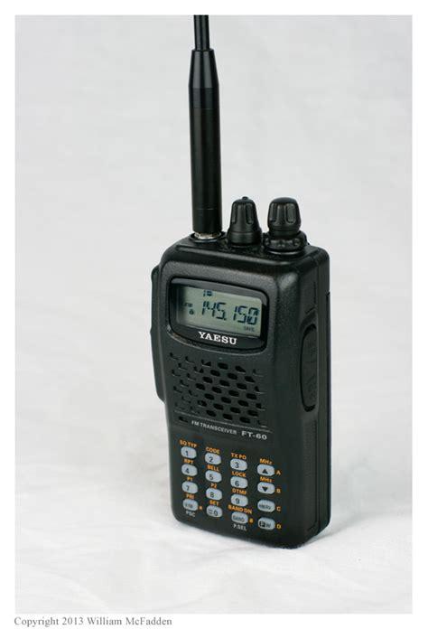 Radio Yaesu Ft 60r Dual Band radio station wd8rif yaesu ft 60r