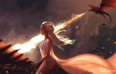 Khaleesi Of Thrones Iphone Dan Semua Hp wallpaper khaleesi pauline voss daenerys targaryen of thrones