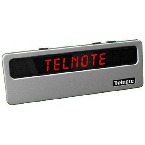 Caller Id Lookup Southlake Resources Telnote Large Caller Id Display Tl 1215 The Home Depot