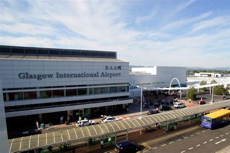 glasgow airport flight arrivals at glasgow airport live ba passengers sleep at venice airport as crew had worked