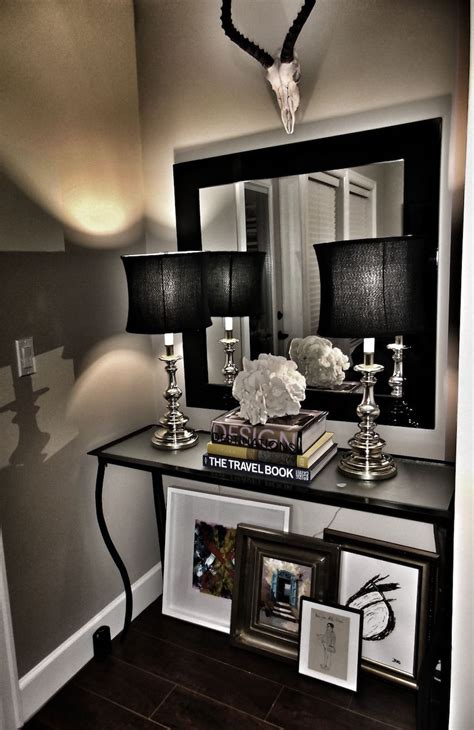 Black Decorations Home by 10 Stunning Black Wall Mirror Ideas To Decorate Your Home