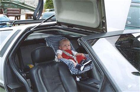 delorean back seat eurofest 01