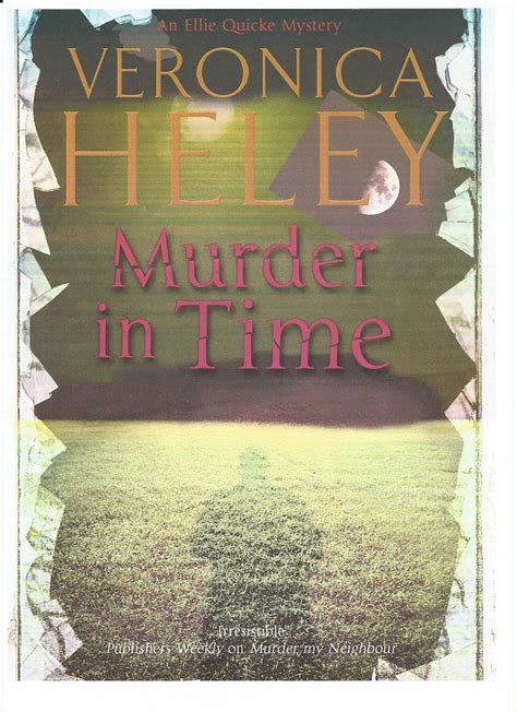 chillher because sometimes murder is the best books mystery author heley the can hurt