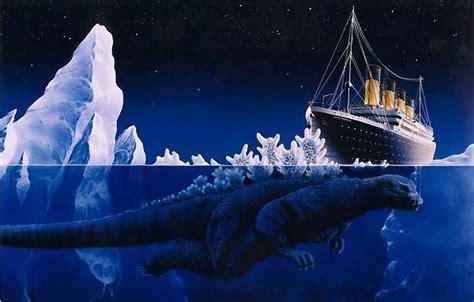 titanic boat iceberg titanic ship wallpapers wallpaper cave