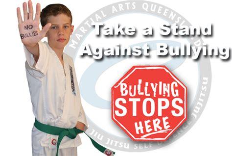 bullying martial arts queensland