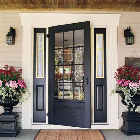 Beautiful Front Door Colors 52 Beautiful Front Door Decorations And Designs Ideas Freshnist