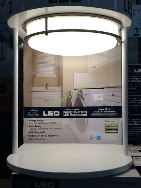 costco led light altair lighting costco lighting ideas