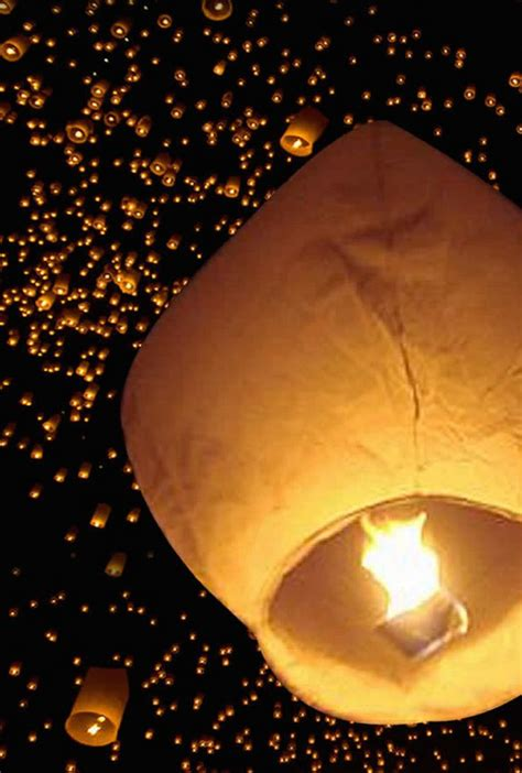 25 best ideas about floating paper lanterns on