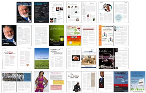 File Choices Magazine Full Issue01 Png Wikimedia Commons Free Scribus Templates