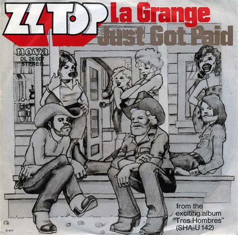 Zztop La Grange by Zz Top La Grange Rock And Roll Gps