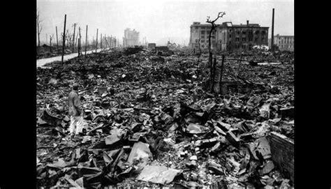 Imagenes Impactantes De La Bomba Atomica | estas son las fotograf 237 as m 225 s desgarradoras que dej 243 la