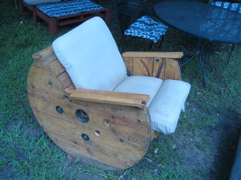 Cable Reel Rocking Chair by 33 Best Images About Spools On Foyer Tables