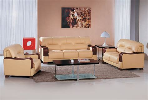 sofa sets leather latest leather sofa set designs an interior design