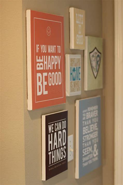 wall quotes tutorial 50 diy wall art tutorials scrapbook paper free