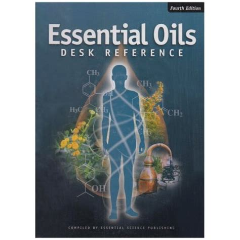 reference books science essential oils desk reference 9780943685496 medicine