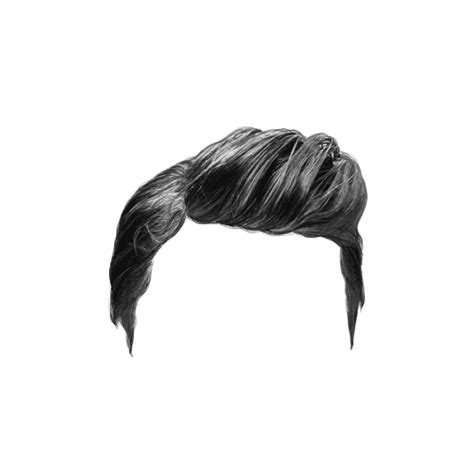png haircut effect photoshop part01 real hair png zip file free download men hair