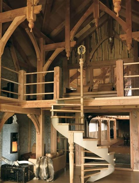 voiceofnature ravnsborg the viking age inspired home of jim lyngvild in denmark