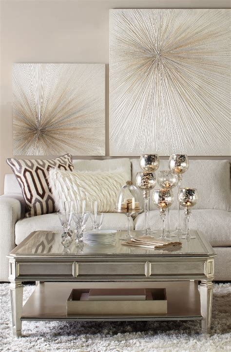 living room wall table refine with shimmer the empire coffee table mar sectional early lookbook 2016