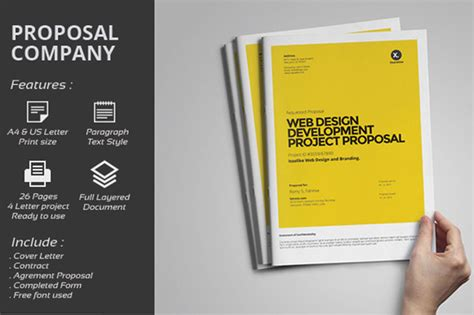 proposal design template download how to write a winning web design proposal every time