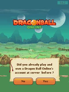 game java dragon ball online mod dragon ball online java game for mobile dragon ball
