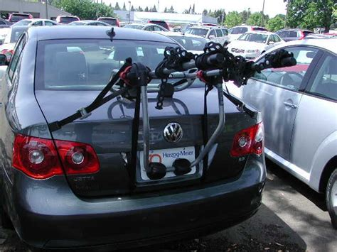 Volkswagen Bike Rack by Bicycle Vw Jetta Accessories Bicycle Rack
