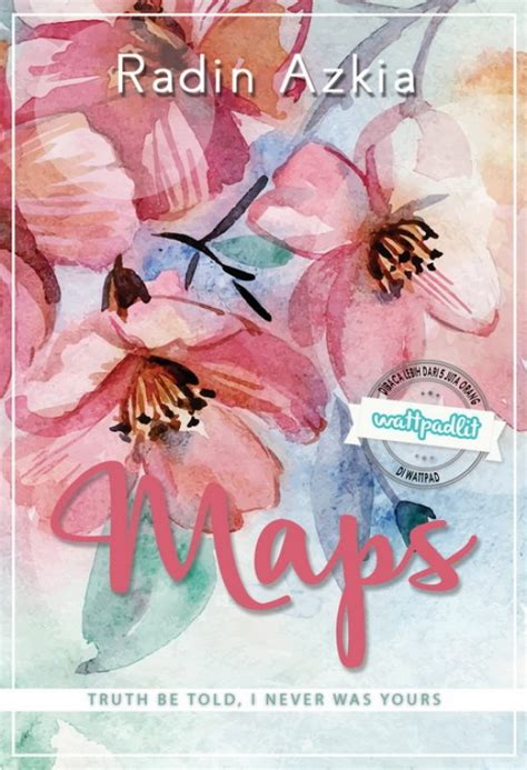 Maps Radin Azkia By Goedang Books bukukita maps be told i never was yours