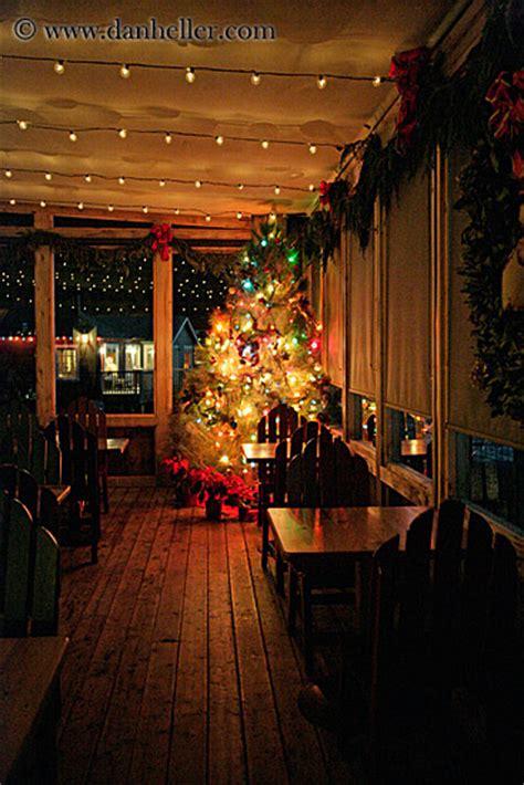 christmas decoration restaurants nicks cove restaurant and decorations 5