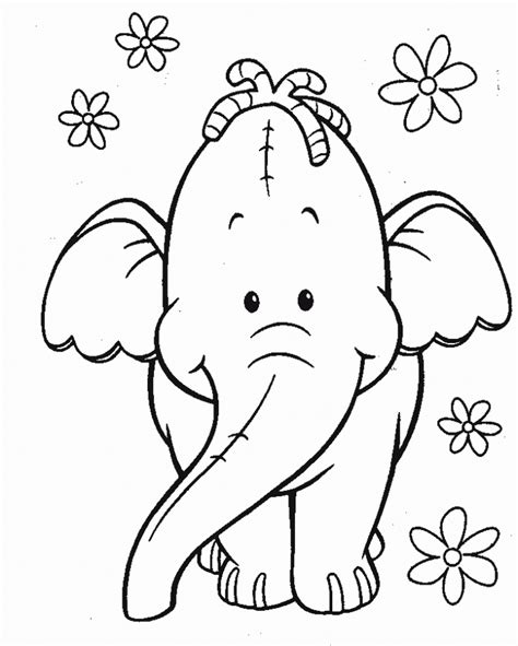 imagenes infantiles elefantes mi colecci 243 n de dibujos simp 225 ticos elefantes para