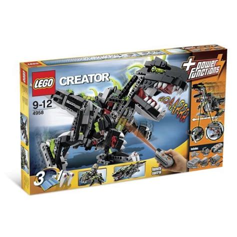 Set 3in1 lego creator sets 4958 dino new damaged box