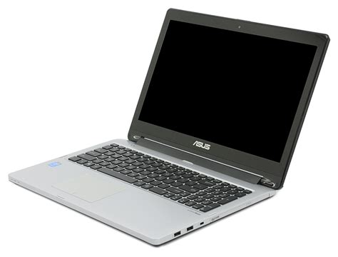 Laptop Asus Touchscreen I3 asus flip r554l 15 6 quot touchscreen laptop i3 4030u 1 9ghz 2gb memory 160gb hdd