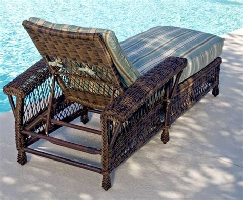Harbor Furniture by Designer Wicker Rattan Bar Harbor Outdoor Collection Richard Parks Furniture Gallery