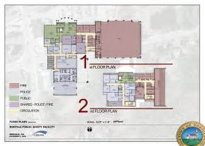 police station floor plans norfolk ma proposed public safety facility project