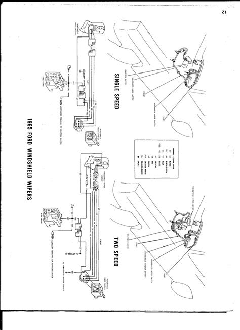 wiring diagram bosch wiper motor