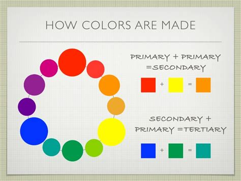how are colors made color in design