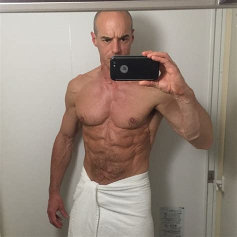 body hair loss in men over 50 how to get a six pack after 40 case study super fit dads