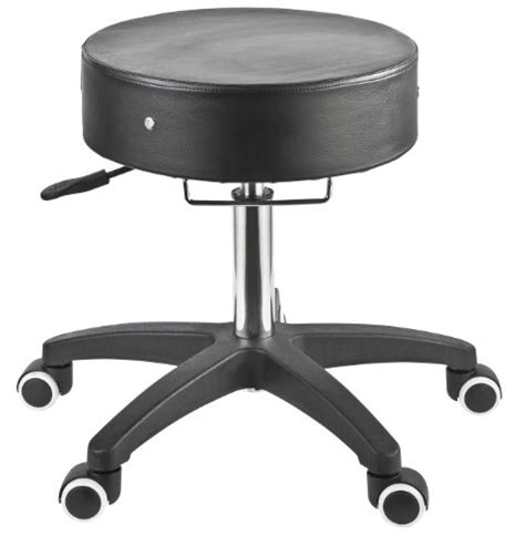 wheeled bar stools master massage deluxe glider rolling stool larger seat